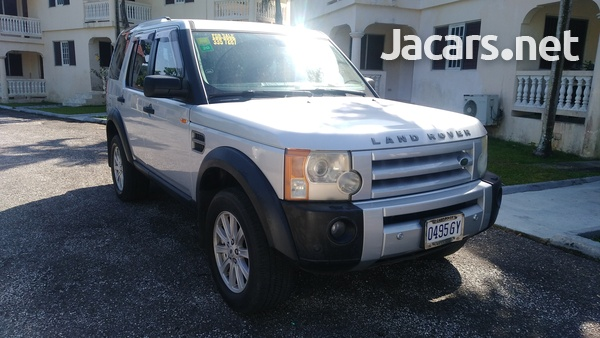 Land Rover Discovery Sport 4,5L 2007-4