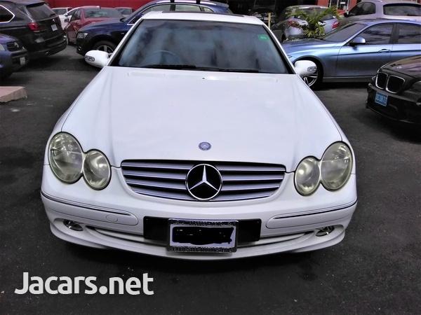 Mercedes-Benz CLK-Class 1,8L 2003-1