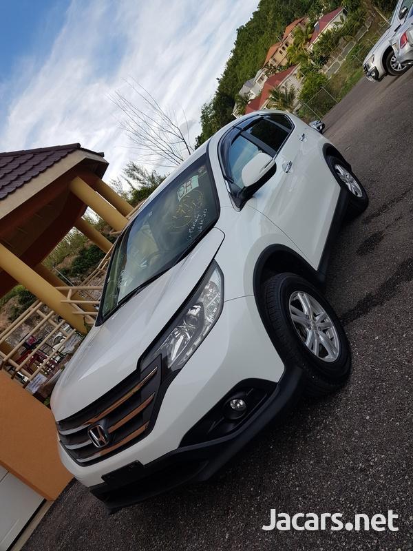 Honda CR-V 2,4L 2014-4