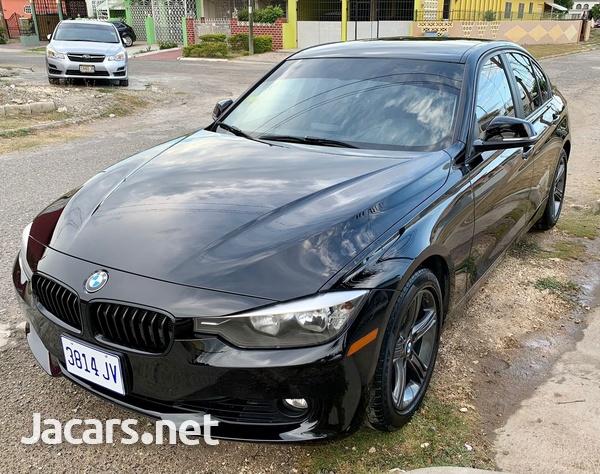 BMW 3-Series 2,0L 2015-12