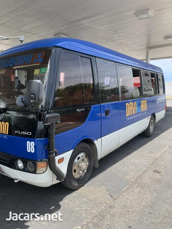 Mitsubishi Rosa Bus 2007-2