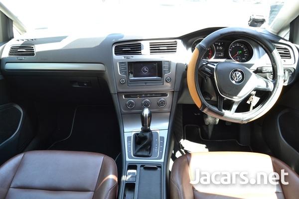 Volkswagen Golf 1,2L 2014-8
