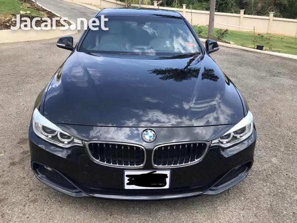 BMW 4-Series 2,0L 2015-6