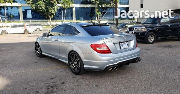 Mercedes-Benz C-Class 3,5L 2013-4
