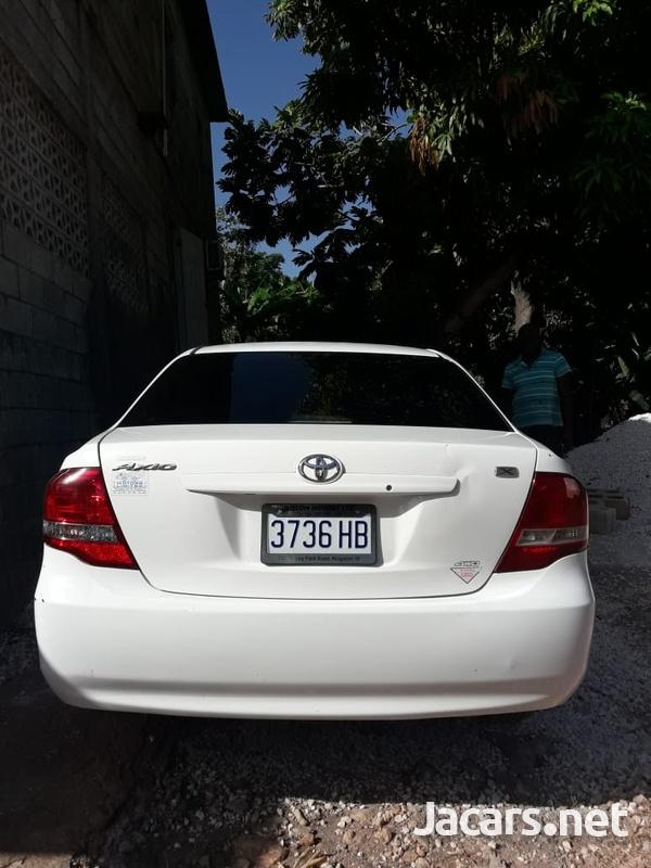 Toyota Axio 2,2L 2010-2