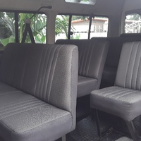 HAVE YOUR BUS FULLY SEATED WITH FOUR ROWS OF SEATS. 876 3621268