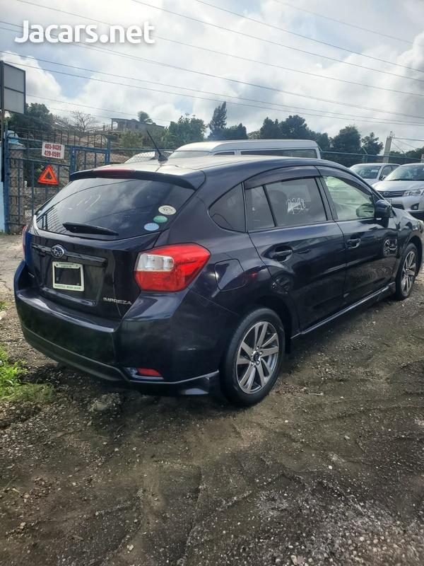 Subaru Impreza 1,5L 2015-7