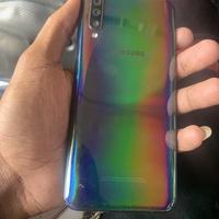 Samsung A50 negotiable
