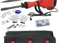Brand New Jack Hammer Concrete Breaker, With Tool Kit 2 Chisel 2 Punch