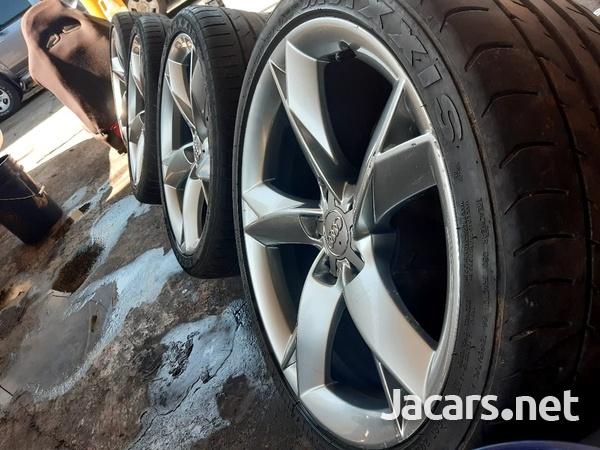 Audi 19 inch Rims-1