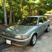 Toyota Corolla 1,6L 1989