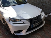 Lexus IS 2,5L 2014