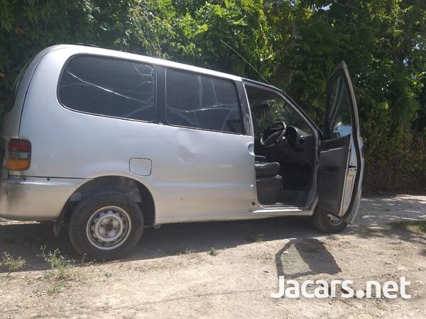 Minivan 3,0L 1998-2