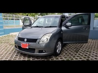 Suzuki Swift 4,4L 2007