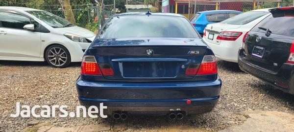 BMW M3 3,0L 2002-6