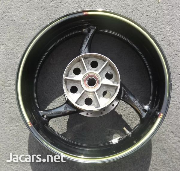2011 to 2017 Suzuki gsxr 750 rear wheel rim-1