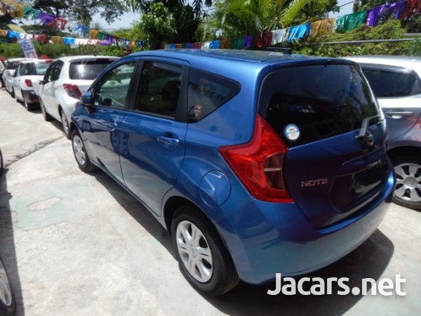 Nissan Note 1,3L 2014-7