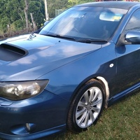 Subaru WRX 2,5L 2008