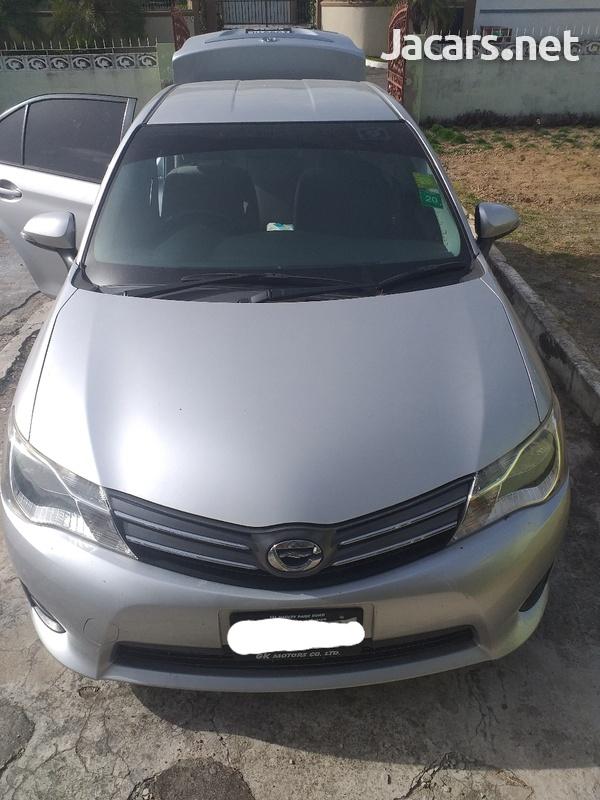 Toyota Axio 2,1L 2014-1