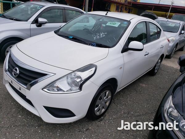 Nissan Latio 1,3L 2017-3