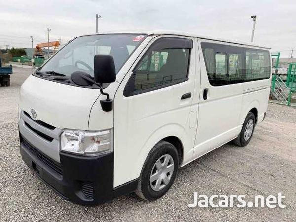 Toyota Hiace Bus 2,0L 2016-2