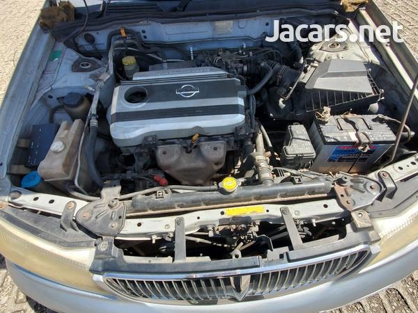Nissan Sunny 1,6L 2002-7