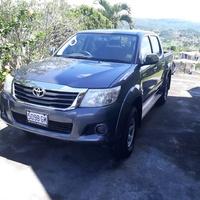 Toyota Hilux 2,8L 2013