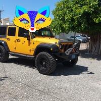 Jeep Wrangler Sport Unlimited 3,6L 2012