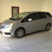 Honda Fit Shuttle 1,5L 2013