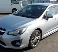 Subaru Impreza 2,0L 2012
