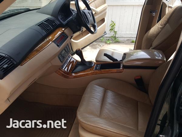 BMW X5 3,0L 2003-5