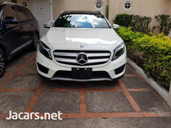 Mercedes-Benz GLA-Class 2,0L 2014-6