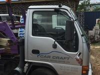 07 Isuzu two car transporter