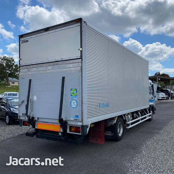 2005 Isuzu Forward Box Body Truck-7