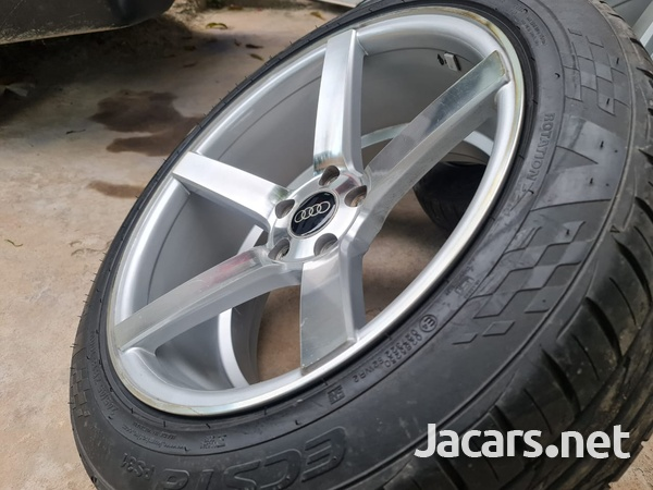 Rims and Tyres for Audi or Benz call 384-7546-5