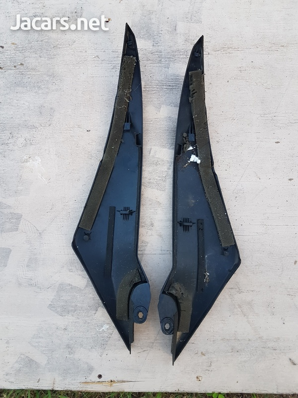 2008-2016 yamaha r6r left and right gas tank side fairing-1