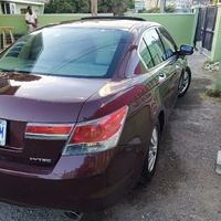 Honda Accord 2,0L 2012