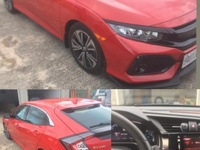 Honda Civic 1,5L 2018