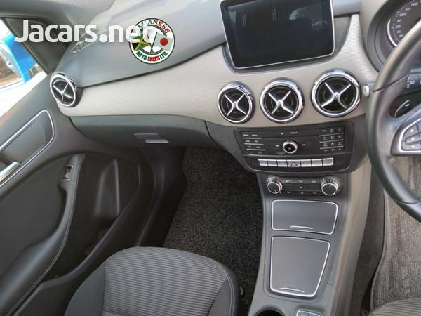 Mercedes-Benz B-Class 2,0L 2015-10