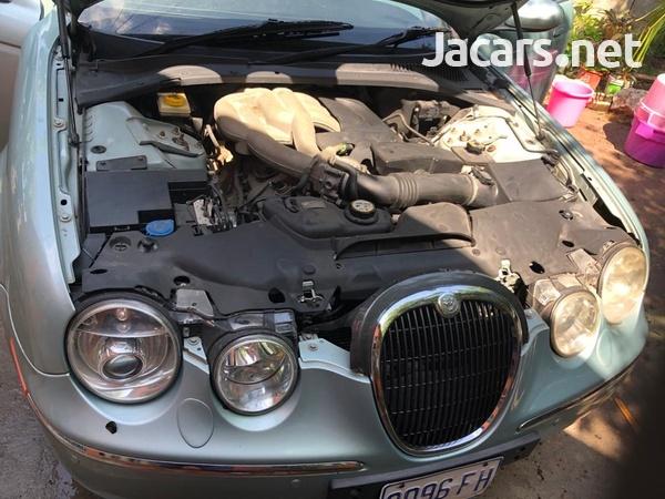 Jaguar S-Type 3,0L 2006-3