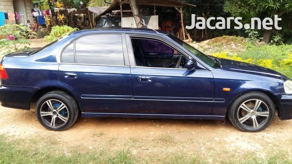 Honda Civic 1,5L 2000-4