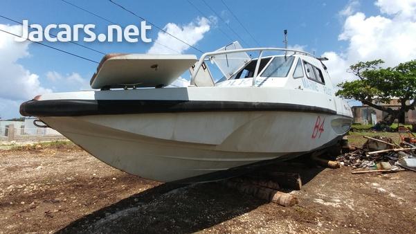 38ft FB design interceptor, sport/fishing-3