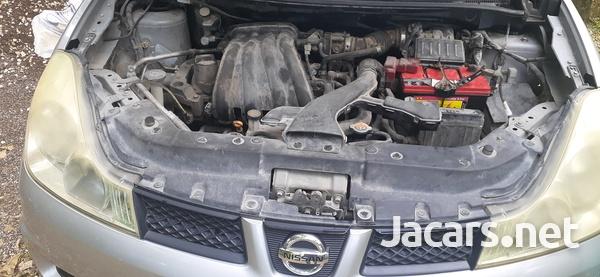Nissan Wingroad 1,5L 2012-9