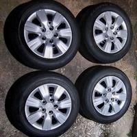 Honda/ Toyota Rims and Tires 5X114.3