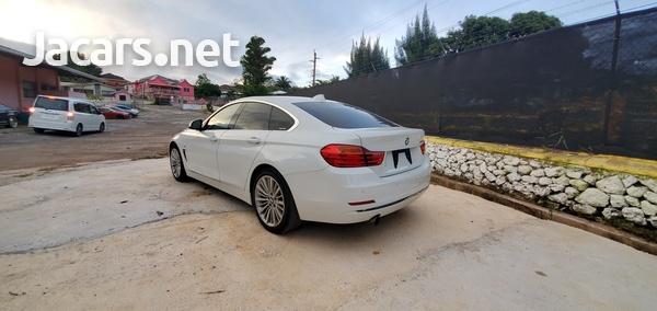 BMW 4-Series 2,0L 2014-12