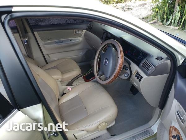 Toyota Corolla Altis 1,8L 2004-7