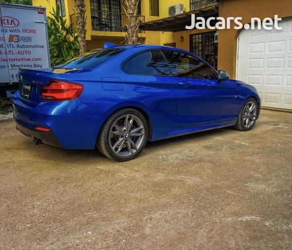 BMW M2 3,0L 2019-11