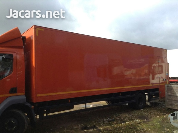 DAF LF 55 Box truck with contracts-2