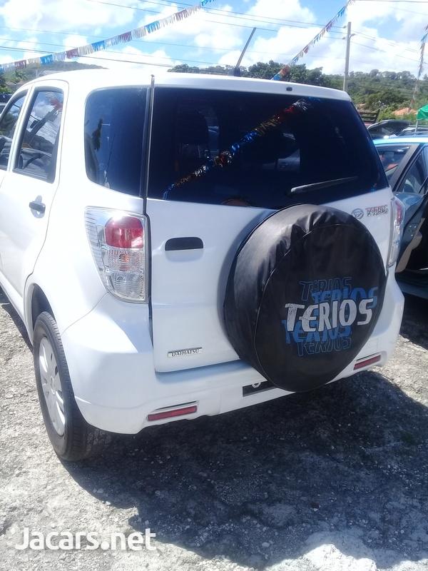 Daihatsu Terios 1,5L 2012-2