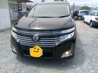 Nissan Elgrand 3,5L 2012